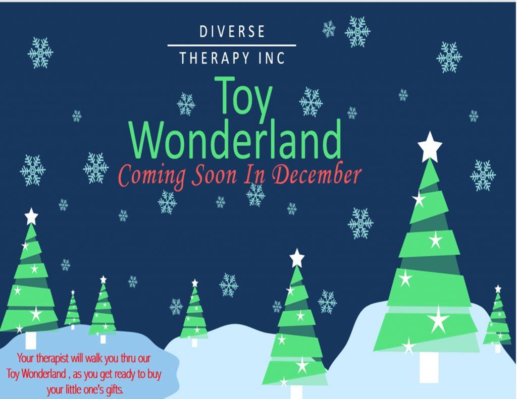 Toy Wonderland Flyer